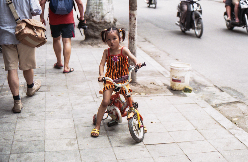 Nice wheels, in Saigon, Vietnam.
